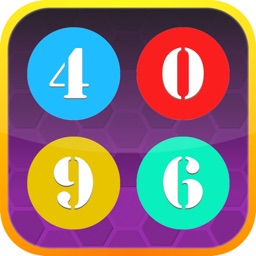 Go 4096 - World best addictive number puzzle game