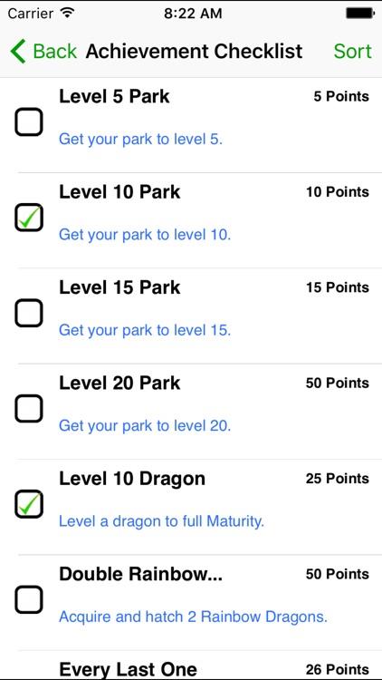 ULTD Guide & Breeding Calculator for DragonVale screenshot-4