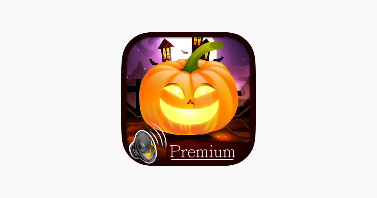 Spooky Halloween effects & scary sounds Pro