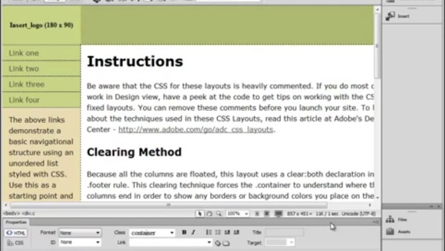 ‎Easy To Use Adobe Dreamweaver Edition