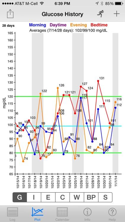 Health Stats Log screenshot-3