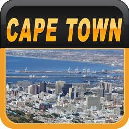 Cape Town Offline Map Travel Guide