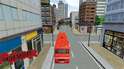 City Bus Driver Game : Passenger Bus City Driving Simulator