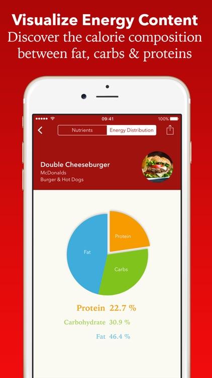 NutriCheck Food Nutrition Info screenshot-3