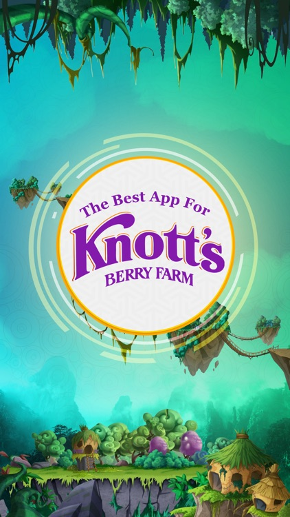The Best App for Knott's Berry Farm screenshot-0