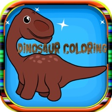 Activities of Dinosaur coloring Book for Kid Games and Toddlers