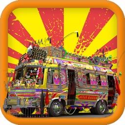 Peshawar Bus Simulator 3D