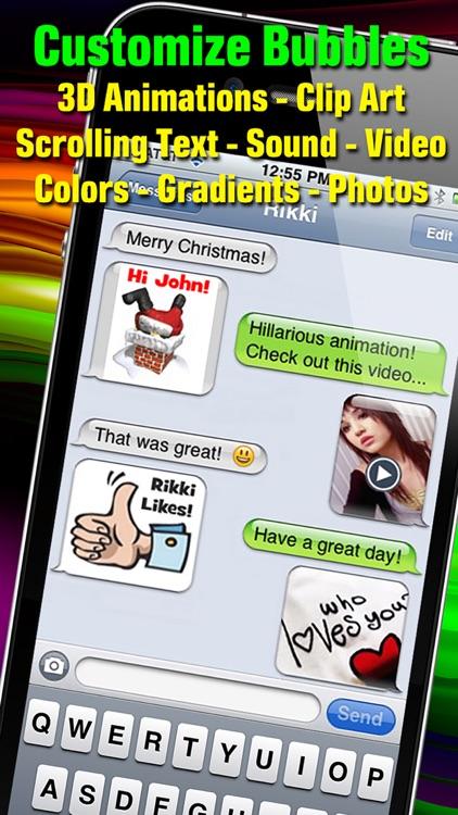 CLIPish Pro - Animations, Clipart, 3D Emoji Icons screenshot-3
