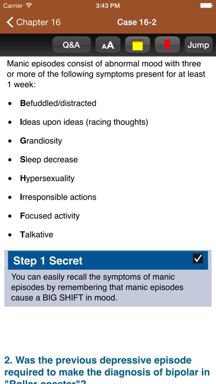 USMLE Step 1 Secrets screenshot-4