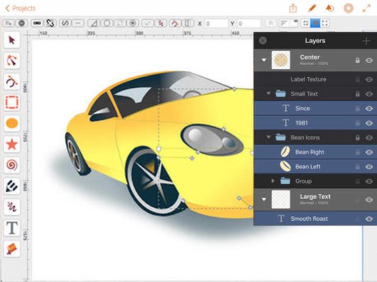 iDraw Plus - Sketch, CAD Architecture & Art Design screenshot-3