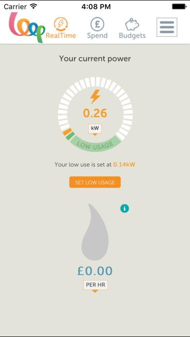 Loop Energy Management screenshot one