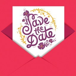 Save The Date - Wedding Invitation Cards