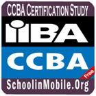 CCBA Certification Study Free icon
