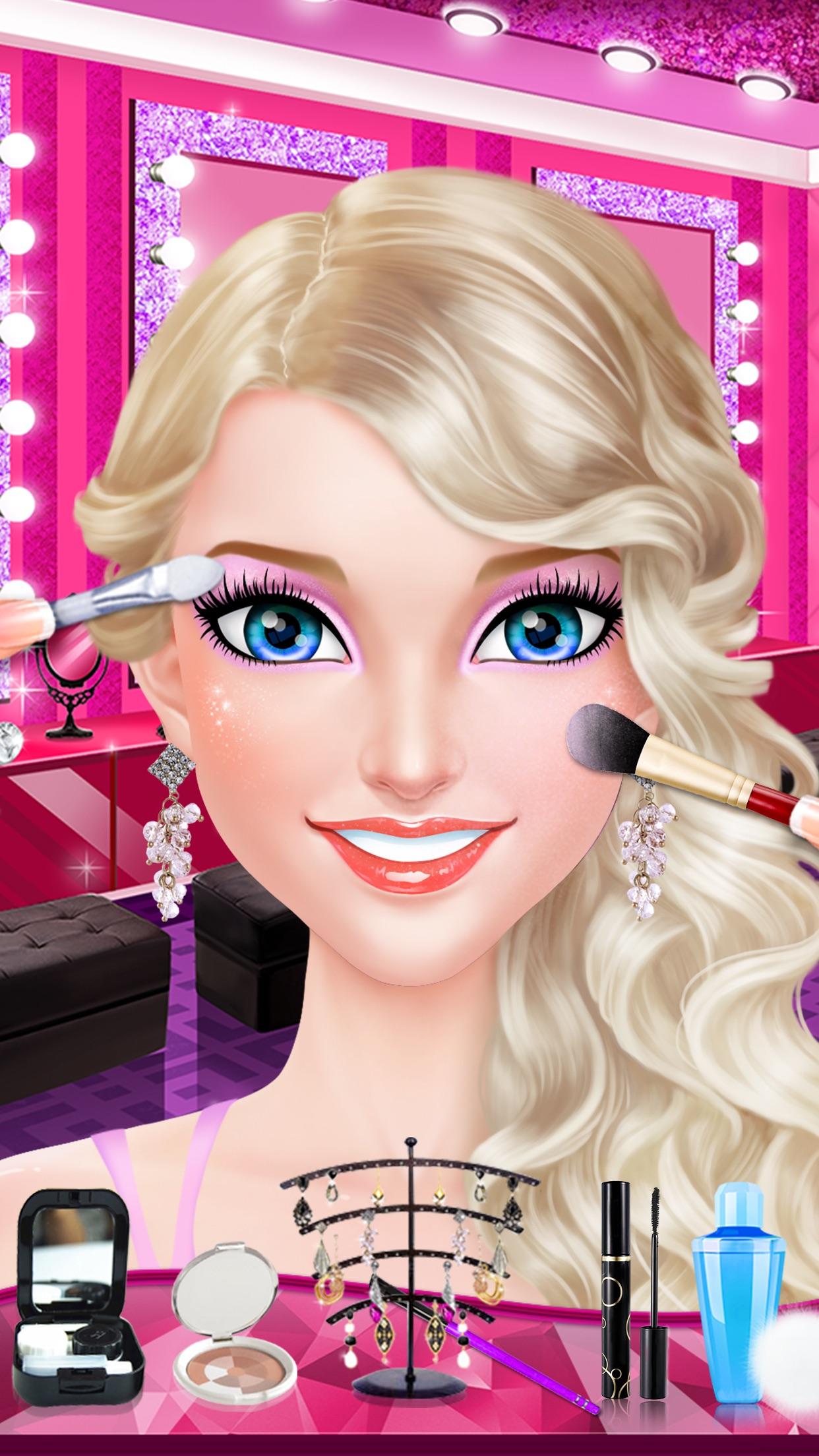 Fashion Doctor: Celebrity Dress up Emergency Salon Screenshot