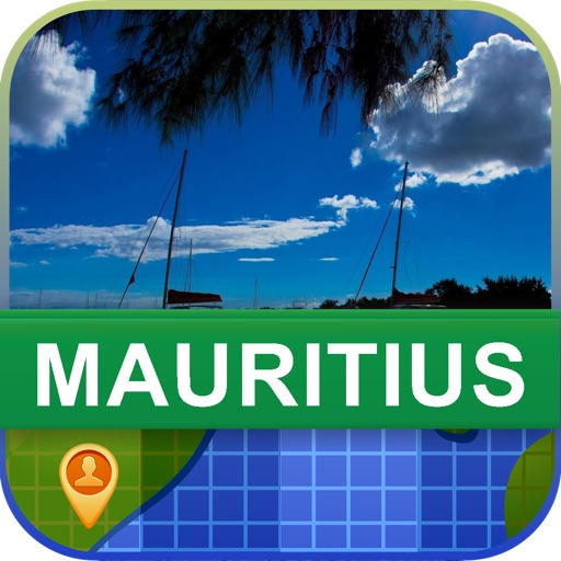 Offline Mauritius Map - World Offline Maps