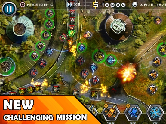 Tower Defense Zone 2-ipad-1