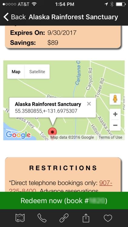 TourSaver Alaska 2017 screenshot-3