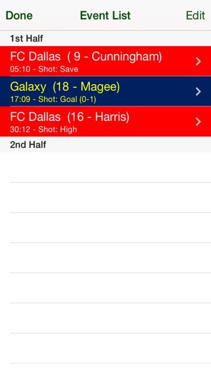 Score Soccer Lite screenshot-3