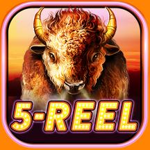 Buffalo 5-Reel Deluxe Slots - Free Classic Vegas