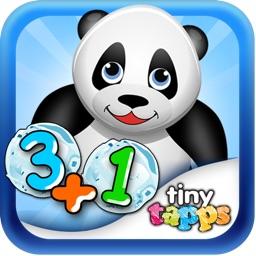 Panda Math: (2-5yrs) Count, Add, Learn & Play