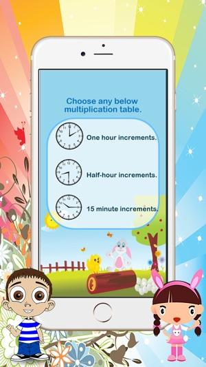 Kindergarten 1st Grade Time Activities Worksheets on the App Store