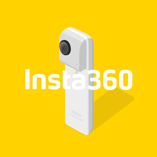Insta360 Nano-For shooting 360-degree image/video
