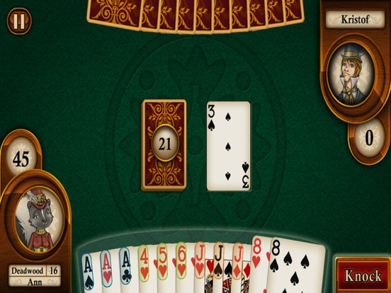 Aces® Gin Rummy screenshot