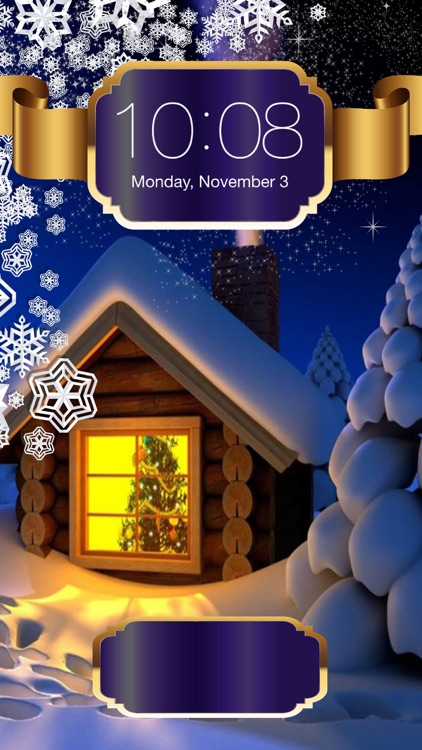 3D Christmas Wallpaper Maker – Xmas Backgrounds screenshot-3