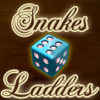mahnaz rad - Snakes & Ladders-Game artwork