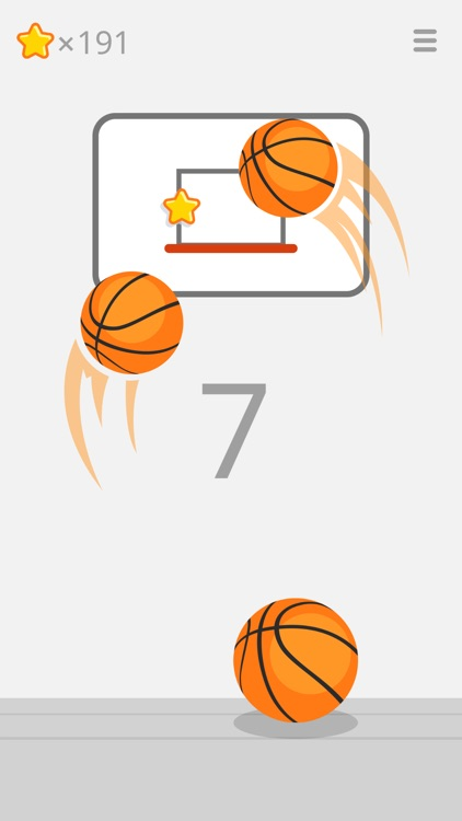 Ketchapp Basketball screenshot-0