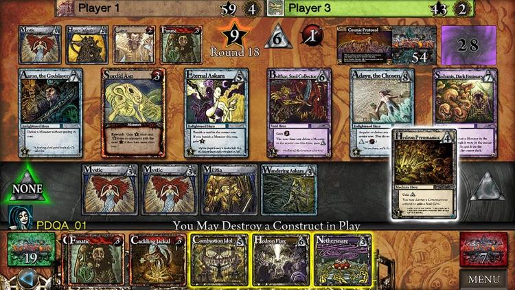 Ascension: Deckbuilding Game screenshot-3