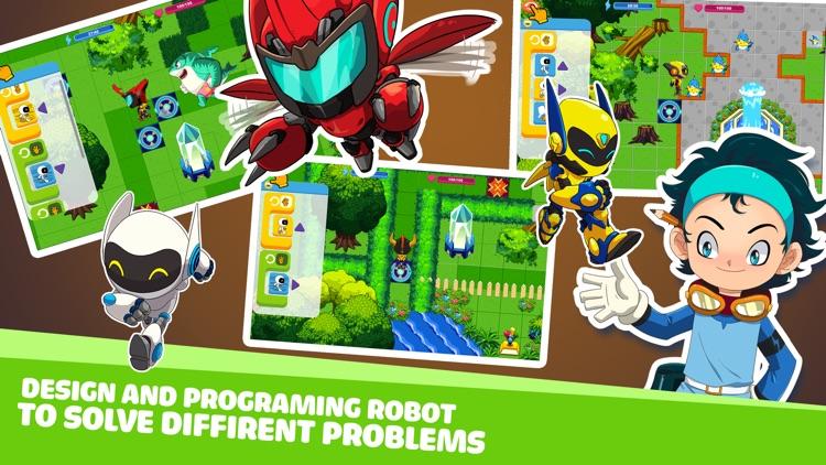 Robotizen - Kid learn code 5+ screenshot-3