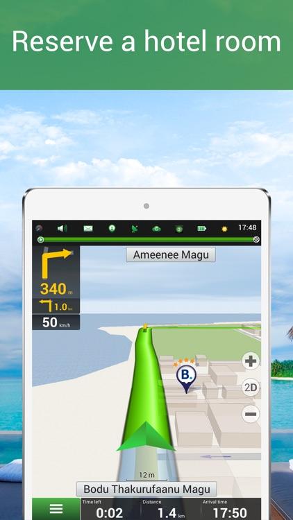 Navitel Navigator Maldives screenshot-3