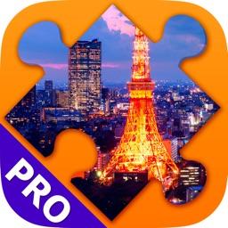 Cities Jigsaw Puzzles. Premium