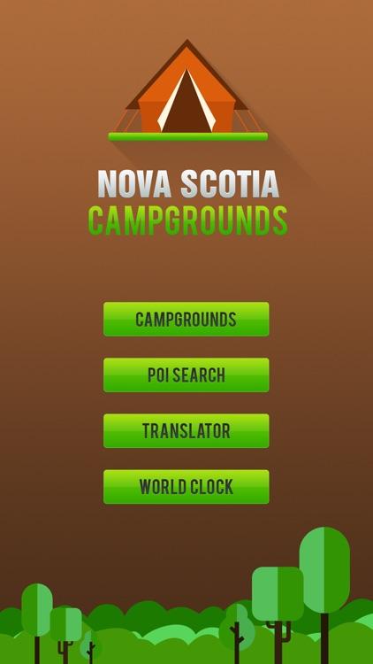Nova Scotia Campgrounds & RV Parks