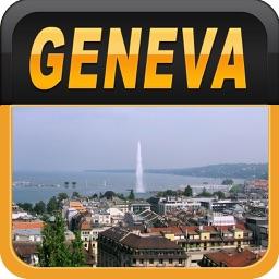 Geneva Offline Map Travel Guide