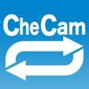 KEI co. - スイングチェック用ビデオカメラ CheCam スローモーションに対応! アートワーク