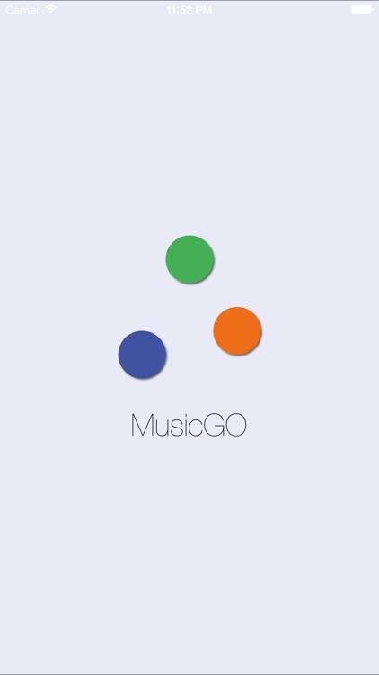 MusicGO - The fastest music player screenshot-3