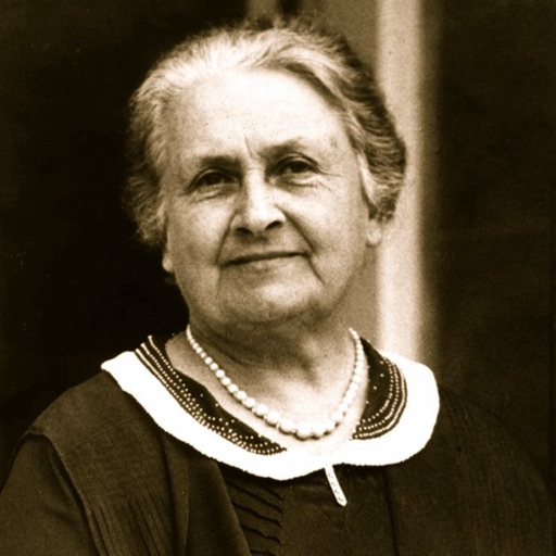 Biography and Quotes for Maria Montessori icon