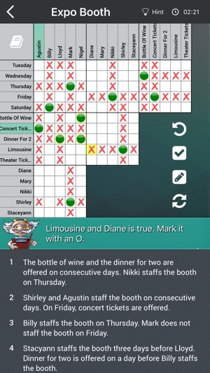 Logic Puzzles Daily on the App Store