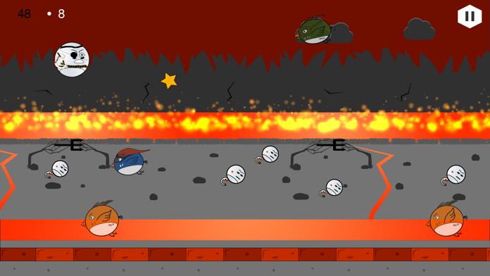 Angry Flappies Screenshot