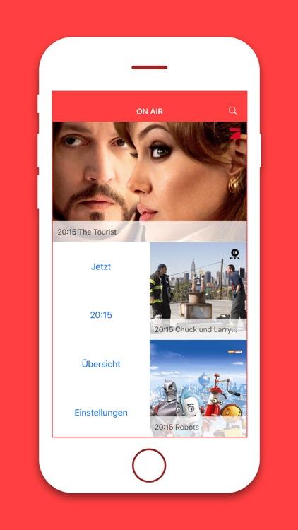 TV Programm ON AIR screenshot-3