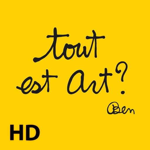 Tout est art ? Ben au Musée Maillol HD icon