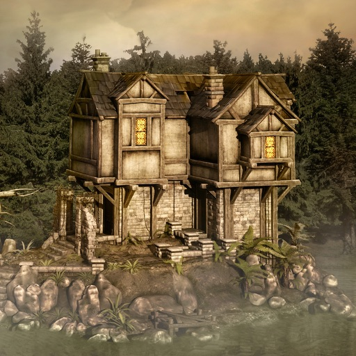 Forest Lake House Escape iOS App