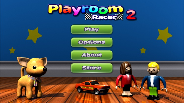Playroom Racer 2 screenshot-4