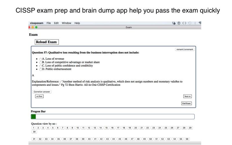 Cissp Exam Prep And Braindump App Price Drops