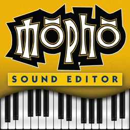 Mopho Keyboard Sound Editor