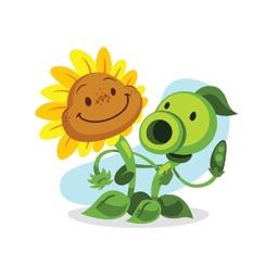 Plants vs. Zombies Garden Warfare 2 Stickers