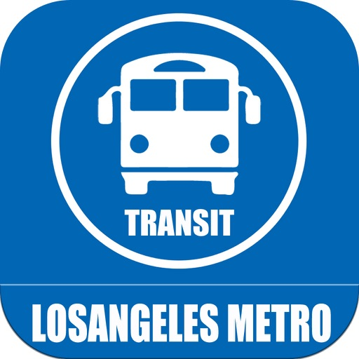 Los Angeles Metro Lines - California