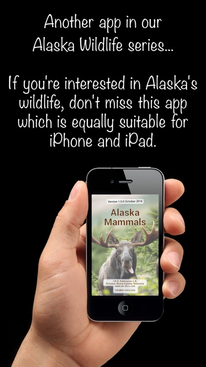 Alaska Mammals - Guide to Common Species